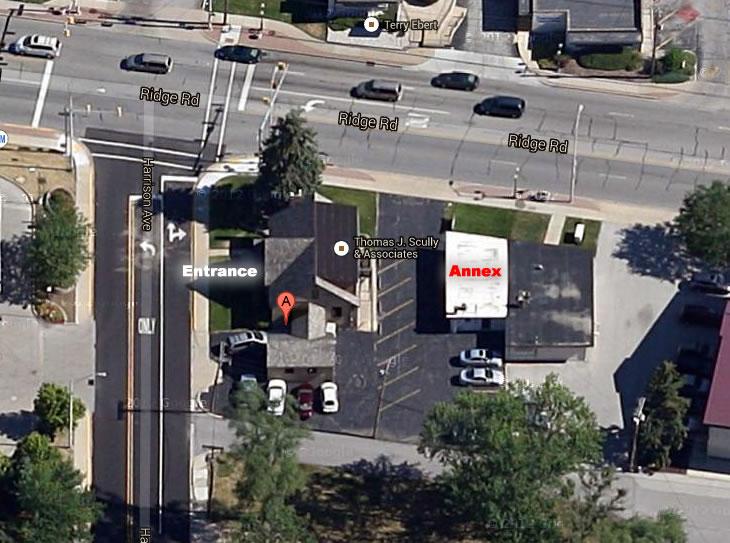 office-satellite-view